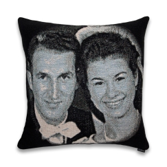 Custom Pillow Mom & Dad