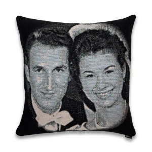Custom Pillow Mom & Dad
